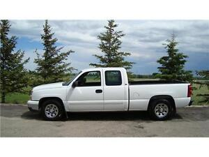2006 CHEVY 1500 LS EXT-CAB SHORTBOX 2WD 189K 4.8L  ONLY $6,825.
