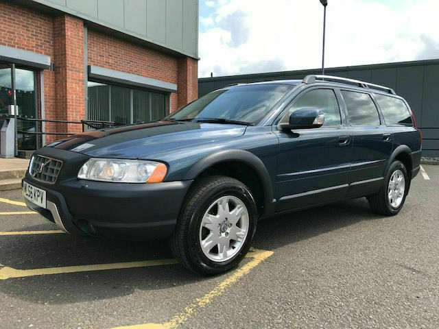 2006 Volvo Xc70 Awd Geartronic D5 185 Se Sold In Mansfield Woodhouse Nottinghamshire Gumtree