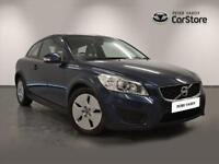 2010 VOLVO C30 DIESEL SPORTS COUPE