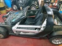 Smart Car Fortwo Forfour Roadster BRABUS MCC spare parts for sale