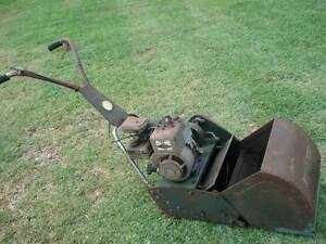 Lawn Mower--Scott Bonnar--Reel Mower--Runs and Cuts Singleton Rockingham Area Preview