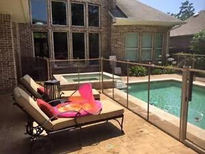 Cloture piscine acheter et vendre dans grand montr al for Cloture de piscine montreal