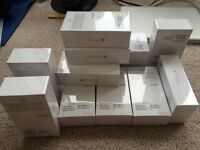 Apple IPhone 64GB UNLOCKED BRAND NEW come with box accessories Warranty & Shop RECEIPT