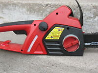 Craftsman 16 inch electric chainsaw