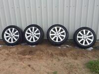 "Range Rover 20"" Alloy Wheels"
