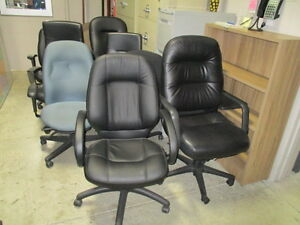 OFFICE CHAIR SALE-LARGE INVENTORY-NEW AND USED Peterborough Peterborough Area image 8