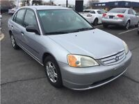 Honda Civic DX AUTOMATIC 2002