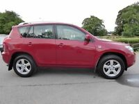 Toyota Rav4 XT4 D-4D, DIESEL, Fabulous Detailed Service History, Immaculate Condition and a Long MOT