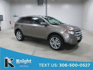 2014 Ford Edge Limited Navigation, Moon Roof