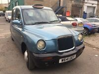 2000 London Taxi/Cab automatic, starts and drives very well, located in Gravesend Kent, clean inside