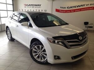 2013 Toyota Venza Touring Pkg AWD, Navi, Backup Cam, Heated Seat