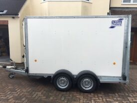 Ifor williams BV105G Trailer Immaculate condition only used a few times!