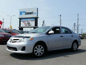 2012 Toyota Corolla ONLY $19 DOWN $46/WKLY!!