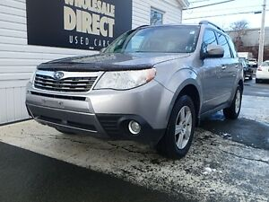 2010 Subaru Forester SUV AWD 5 SPEED 2.5 L