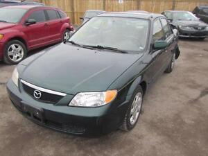 1999/2003/ MAZDA PROTEGE (FOR PARTS ONLY)