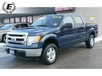 2013 Ford F-150 XLT CREW CAB 4X4 5.0L DO NOT PAY UNTIL SUMMER