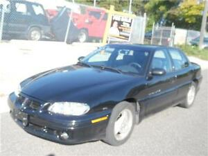 1998 Pontiac Grand Am GT Leather Loaded 112k Cold Air Mint$1650