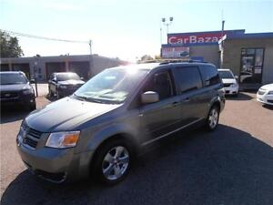 2009 DODGE GRAND CARAVAN STOW N GO 25th ANNIVERSARY EASY FINANCE