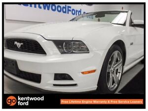 2013 Ford Mustang GT 5.0L V8 Convertible with heated seats. Come