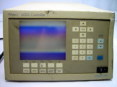 Waters Millipore 600s Hplc Multisolvent Delivery System Controller Wat055727