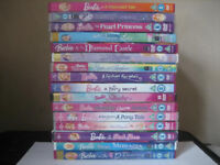 Barbie DVD Collection - 16 Movies