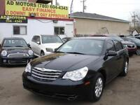 2010 CHRYSLER SEBRING AUTO LOADED 113K-100% APPROVED FINANCING