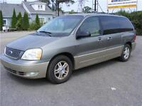 2005 Ford Freestar SEL Dives very good.