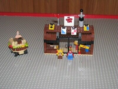 LEGO (3833) Krusty Krab Adventures with Patty Car. Great condition, all pieces!