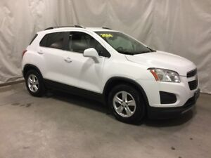 2014 Chevrolet Trax LT- FRONT WHEEL DRIVE! ONE OWNER!
