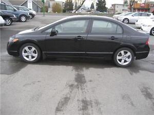 2008 Honda Civic Sdn LX-SR
