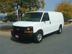 2012 Chevrolet Express 2500 / HEAVY DUTY