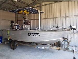 Aluminium Centre Console Tinnie Sea Jay Tropic Boat 5.35m Maryborough Fraser Coast Preview