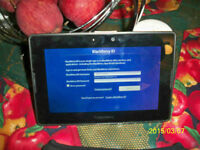 Blackberry playbook 16 Gb, dual core.