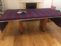 Move out sale! Solid Cherry Dining table