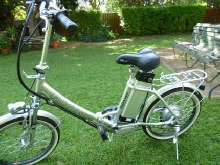 folding electric bike Innaloo Stirling Area Preview