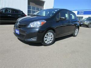 2012 Toyota Yaris LE-ACCIDENT FREE,CERTIFIED,WINTER TIRES,$7495