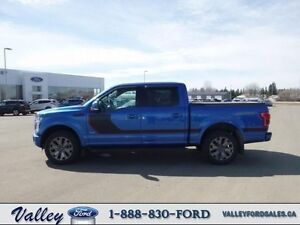 LARIAT SPECIAL EDITION with ACCESSORIES! 2016 Ford F-150 Lariat