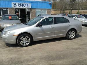 2007 Ford Fusion SEL AWD! Fully Certified and E-tested!