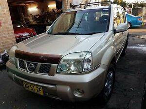 2005 Nissan X-Trail T30 ST (4x4) Champagne 4 Speed Automatic Wagon Campbelltown Campbelltown Area Preview