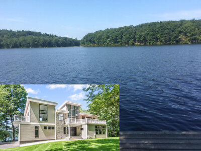 Waterfront! New Construction Single-family Home in Harvard MA