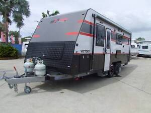 2017 21' NEXTGEN VICTORY FAMILY DUAL AXLE LUXURY FULL ENSUITE CAR Clontarf Redcliffe Area Preview