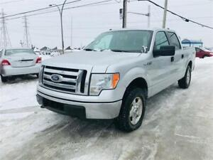 2010 FORD F-150 4×4