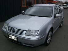 2000 Volkswagen Bora 1J 2.3L V5 5 Speed Manual Sedan Enfield Port Adelaide Area Preview