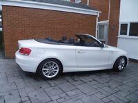 BMW M-SPORT 118d Convertible