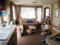 For sale cheap starter static caravan holiday home sited beach Devon. Payment options available!