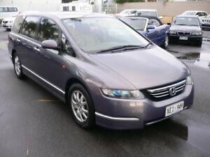 2005 Honda Odyssey 3rd Gen Luxury Grey 5 Speed Sports Automatic Wagon Melrose Park Mitcham Area Preview
