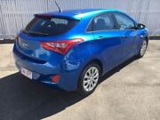 2016 Hyundai i30 GD4 Series II MY17 Active Marina Blue 6 Speed Sports Automatic Hatchback Townsville Townsville City Preview