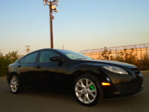 2009 Mazda Mazda6 SPORT PKG-2.5L 4 CYL-ONE OWNER -AMAZING SHAPE