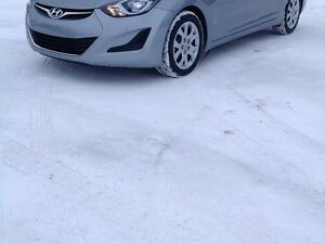 2016 Hyundai Elantra GL Heated Seats Blue Tooth
