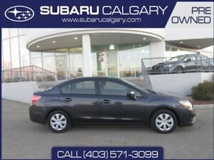 2014 Subaru Impreza l AWD l BLUETOOTH l BACK UP CAMERA